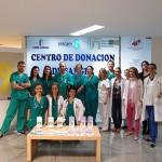 Récord de solidaridad en el Hospital de Ciudad Real que suma cuatro donaciones multiorgánicas y una de tejido en 15 días