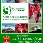 """La Exposición """"La Guardia Civil del siglo XXI"""", en Viso del Marqués"""