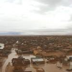 Los colectivos de apoyo al pueblo saharaui de Ciudad Real se movilizan tras las riadas que han arrasado los campamentos de refugiados