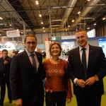 Fruit Atraction: Pedro Palacios destaca la calidad y competitividad de los productos de Castilla-La Mancha