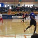 Importante victoria del FSD Puertollano ante el FS Zamora