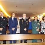 La Guardia Civil renueva su compromiso con la comarca de Puertollano en el día de su Patrona
