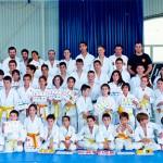 Comienza de la nueva temporada del club de judo manzanares y de la escuela municipal de judo