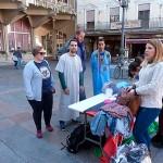 Solidaridad de los vecinos de Ciudad Real con los Saharauis afectados por las graves inundaciones