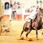 Manzanares: Riesgo y destreza en las competiciones medievales