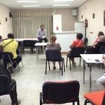 Puertollano: Carlos Mora hace balance con los vecinos de Libertad de los asuntos pendientes en su barriada