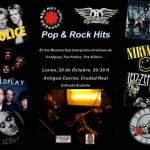 Éxitos del pop y el rock, a lo Musicordae