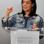 Pilar Zamora acusa al PP de dilatar ex profeso la aprobación de los presupuestos y la remunicipalización de servicios