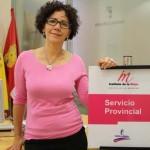 Carmen Pimienta toma posesión como responsable provincial del Instituto de la Mujer de Castilla-La Mancha en Ciudad Real