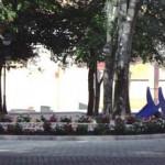 Poblete inaugura este domingo el remodelado Parque del Pilar con un concierto de la Banda Municipal de Música