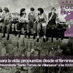 Podemos constituirá un círculo provincial dedicado al feminismo