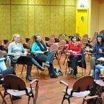 El círculo feminista de la provincia de Ciudad Real inicia su actividad colaborando en la marcha del 7N