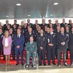Fernández Vaquero agradece a los policías locales su trabajo y cercanía para lograr una sociedad mejor
