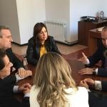 """El PP intercambia ideas con la patronal y """"reitera"""" su compromiso con los empresarios"""