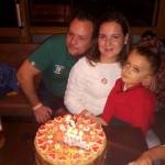 Puertollano: Cumpleaños de esperanza para un niño extraordinario