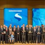 Solimat celebra su V Gala con entrega de premios a destacadas empresas de la región