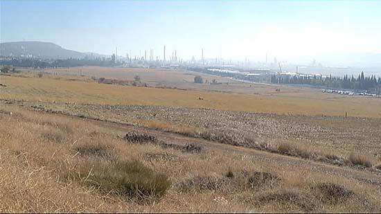 Panorámica de los terrenos. Foto: Francisco García Rodríguez