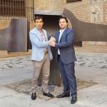 Triguero asiste en Madrid a la reunión del Patronato del Festival Internacional de Almagro