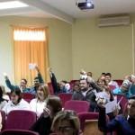 El taller de Motivación para el Autoempleo y Captación de Ideas reúne a villarrubieros interesados en poner en marcha su propio negocio