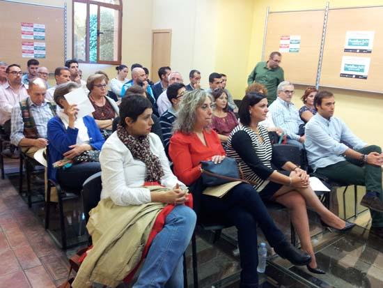 Presentación de la web del proyecto Puertollano 2020 (Archivo)