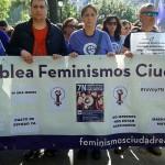 Feminismos Ciudad Real, entre la marea violeta contra las violencias machistas