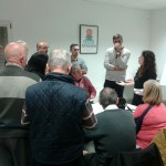 Ciudad Real: El Ayuntamiento presenta a las asociaciones de vecinos su nueva distribución sobre el plano de la ciudad