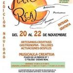 Ciudad Real acoge la primera feria artesana y gastronómica Arte Real
