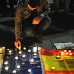 Ciudad Real se solidariza con Francia y abraza a sus hijos