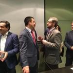El alcalde de Brazatortas se integra en la directiva de RECAMDER