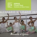 """ASPAS presenta su calendario solidario """"Mirando al futuro"""", dedicado a las profesiones del barrio de Los Ángeles"""
