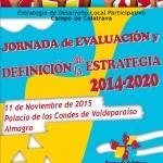 La Asociación para el Desarrollo del Campo de Calatrava evaluará y definirá su estrategia 2014-2020 este 11 de noviembre