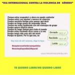 Argamasilla de Calatrava convoca a los más jóvenes para sean protagonistas del día internacional contra la violencia de género