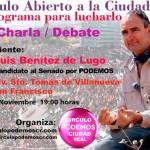 Luis Benítez de Lugo y Juan Pablo Wert protagonizarán un nuevo debate organizado por el Círculo de Ciudad Real