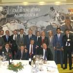 Almodóvar del Campo: Más de 300 personas se dieron cita en la entrega de premios y clausura de la Semana Cultural del Club Taurino