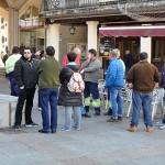 Otro frente abierto por las remunicipalizaciones: desempleados de la bolsa de trabajo se movilizan contra las subrogaciones