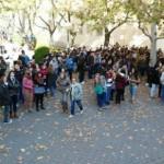 Silencio en la Universidad por los atentados de París
