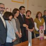 Cuatro actuaciones del artista Huecco protagonizarán la campaña de la Diputación de Ciudad Realcontra la violencia de género