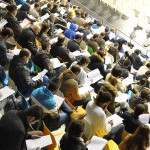 El Quijote Arena acoge el examen de la bolsa de operarios del Ayuntamiento