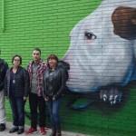 Ciudad Real: Gela López transforma el Centro Social de Los Ángeles