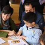 """Isabel Rodríguez: """"El PSOE propondrá un gran pacto por la Educación para garantizar que todos los niños tengan las mismas oportunidades"""""""