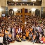 Más de 600 jóvenes vivieron el pasado fin de semana la XVI Marcha de Adviento