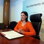 Mayte Fernández, alcaldesa de Puertollano: «No soy nadie para cesar al secretario municipal»