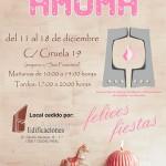El mercadillo de AMUMA abrirá sus puertas del 11 al 18 de diciembre en la calle Ciruela