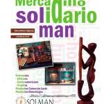El mercadillo de SOLMAN abre sus puertas