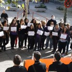 Puertollano: La música y la palabra dan la cara por las mujeres víctimas de la violencia machista