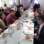 Olmedo muestra el apoyo del Gobierno regional a la Asociación Española contra el Cáncer