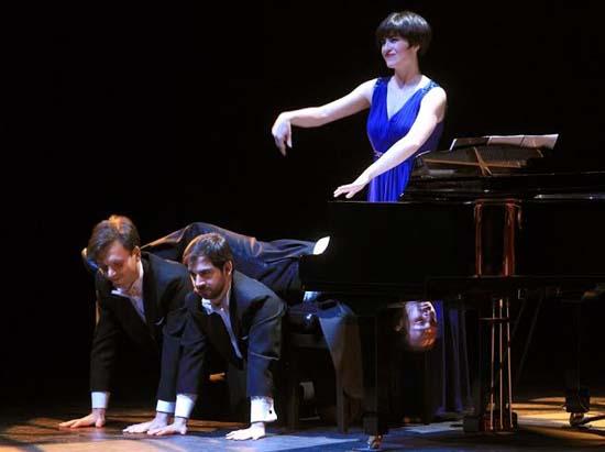 7-4-15. La opera de 4 notas en los Teatros del  Canal. ©Jaime Villanueva