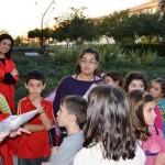 """Zamora: """"Es importante que los niños conozcan los parques en el aspecto lúdico y en el educativo"""""""