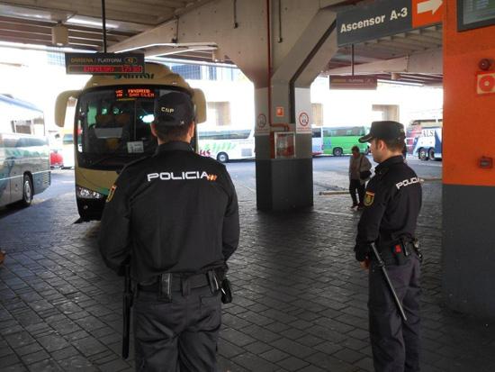 Policía Nacional. Foto de Archivo