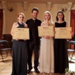 Weronika Josefina Dziadek, primer premio en el II Concurso de la OFMAN